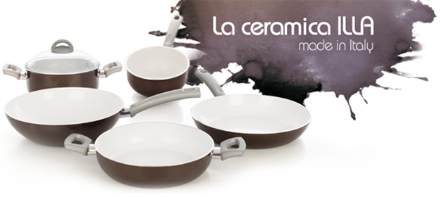 La ceramica Illa made in Italy